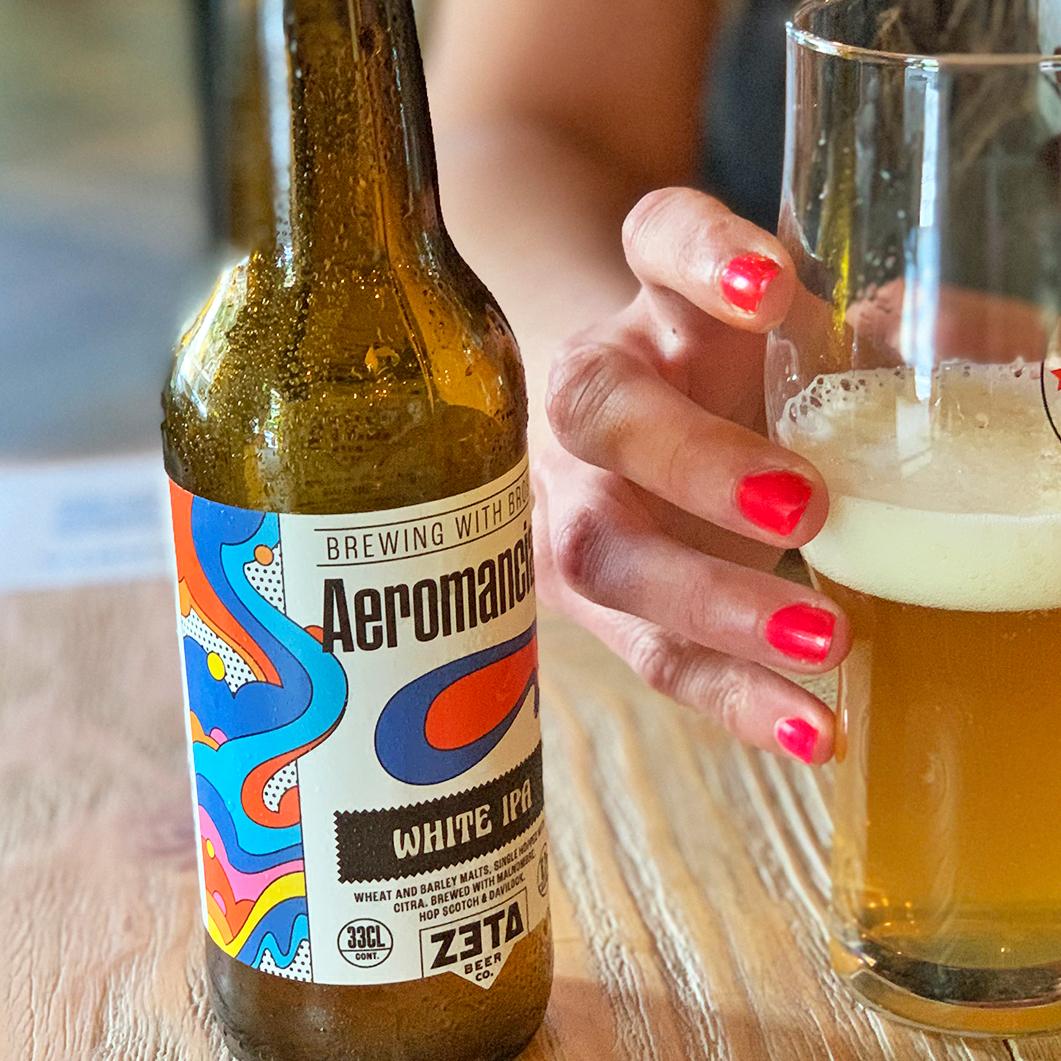Cerveza Artesana Zeta