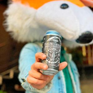Cervezas artesanas spoiler bar Basqueland Chopper