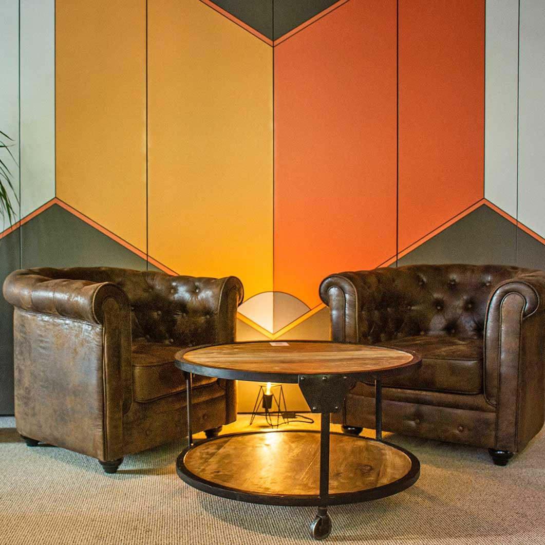 interior spoiler bar Madrid asientos