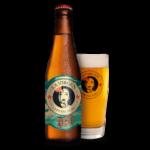 Cerveza artesana 360 marca La Virgen