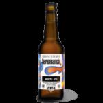 Cerveza artesana AEROMANCIA marca Zeta