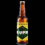 Cerveza artesana AUPA de basqueland