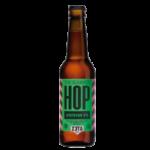 Cerveza artesana HOP marca ZETA