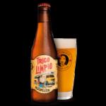 Cerveza Artesana Trigo Limpio marca La Virgen